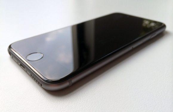 'iPhone 6S-scherm krijgt technologie om druk te meten'