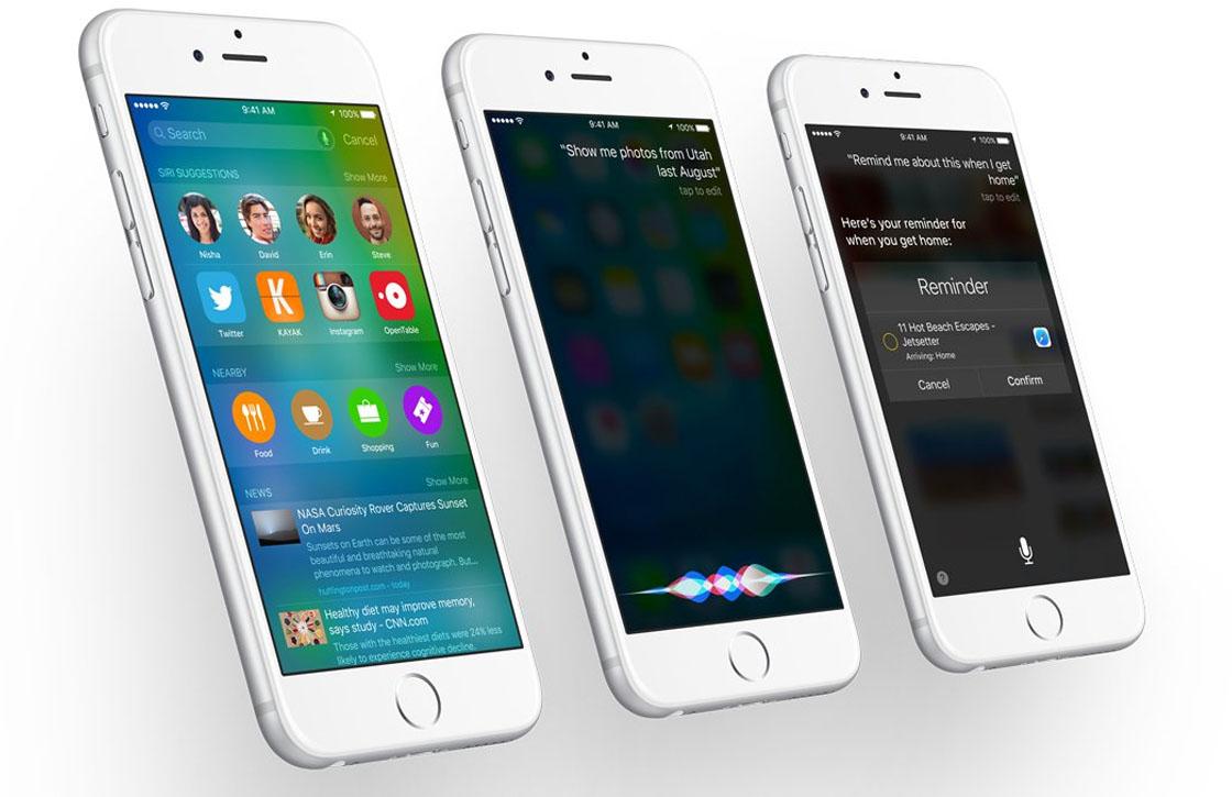 Zo kun je iOS 9.1 downgraden naar iOS 9.0.2
