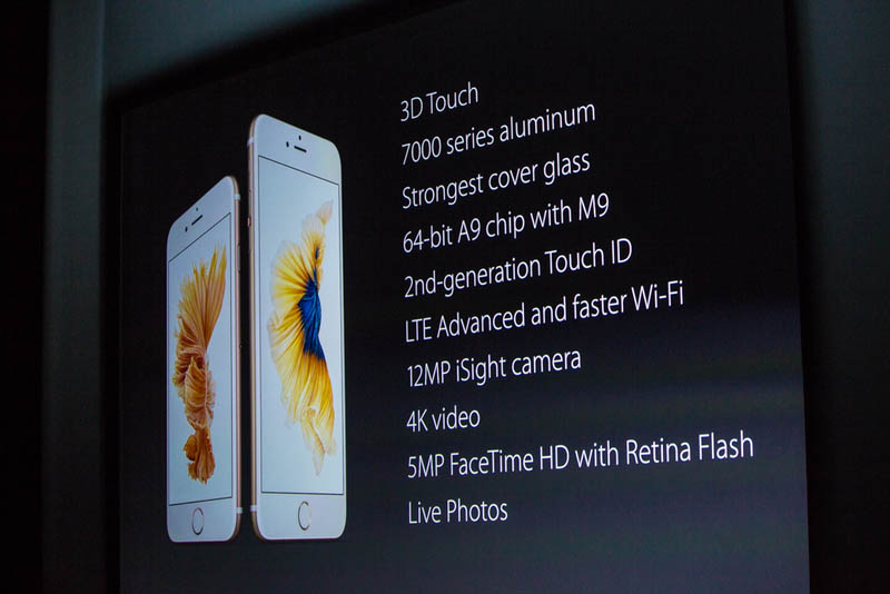 iphone 6s 6s plus specs