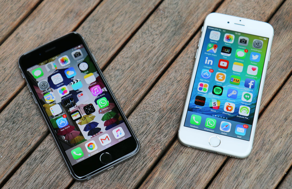 iPhone accuprobleem