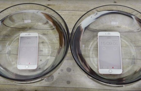 'iPhone 7 waterdicht door nieuwe antennetechnologie'