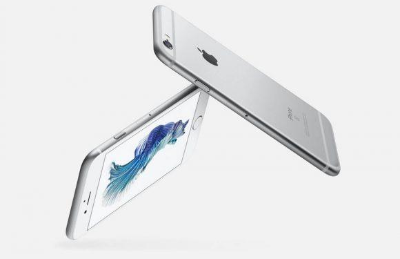 Verkoop iPhone 6S van start gegaan, check de foto's