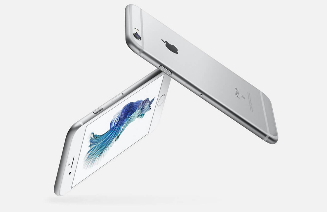 Verkoop iPhone 6S van start gegaan, check de foto's