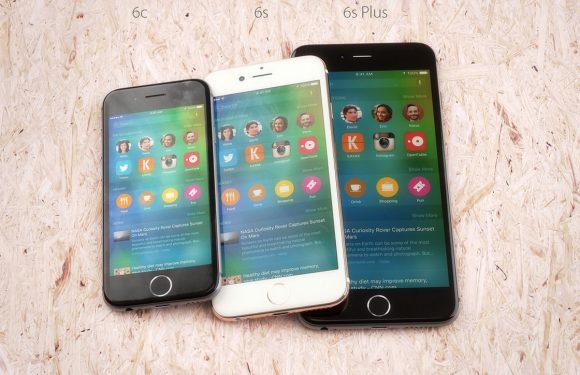 'Nieuwe 4-inch iPhone van Apple krijgt A9-processor'