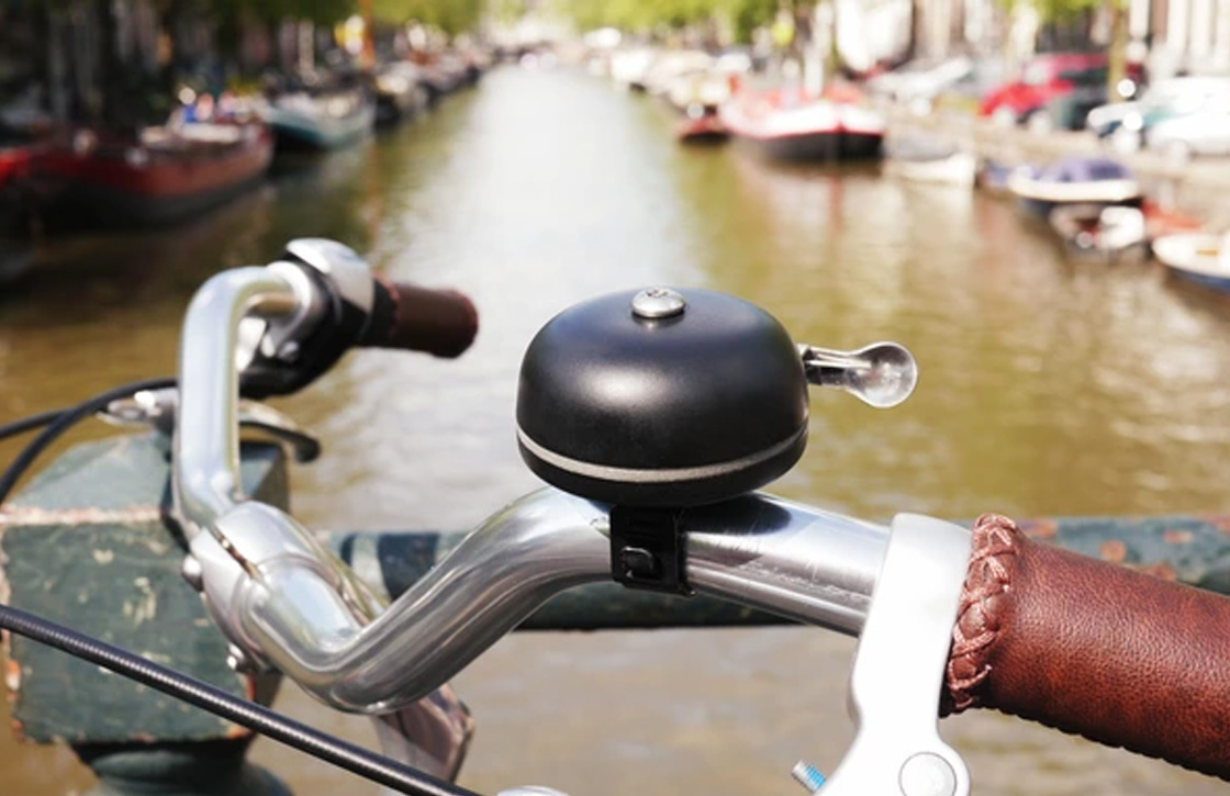 Dankzij deze bel met iPhone-app vind je jouw fiets terug
