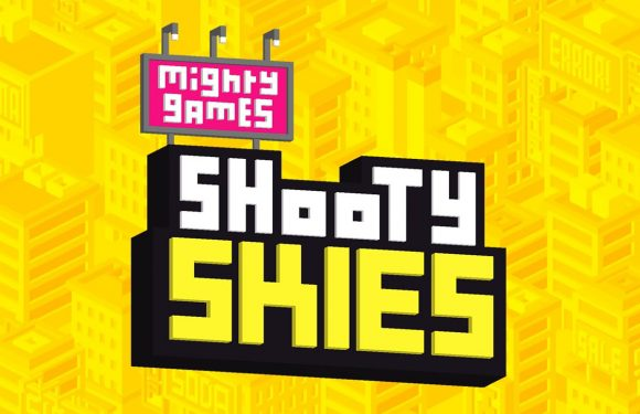 Shooty Skies: vermakelijke game van de makers van Crossy Road