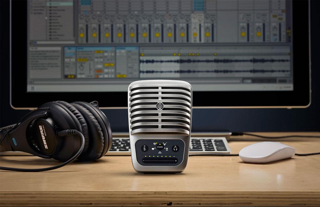 Shure MV51 review: klassieke microfoon voor iOS en Mac met uitstekend geluid