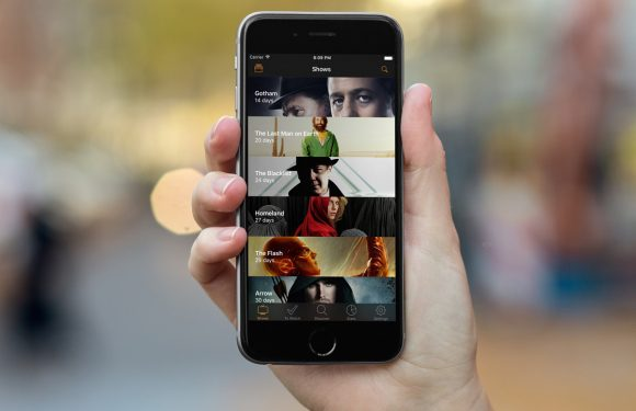 De 4 beste iOS-apps om films en tv-series bij te houden