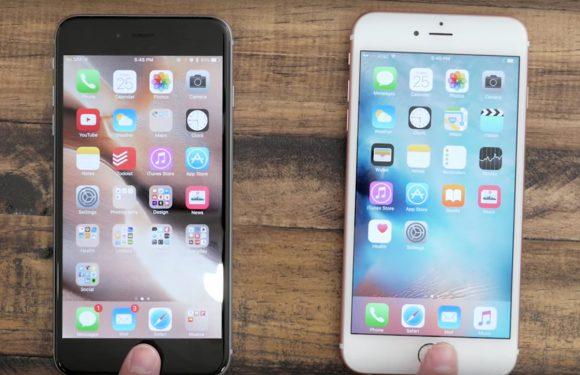 iPhone 6S-chips van twee fabrikanten: dit is het verschil