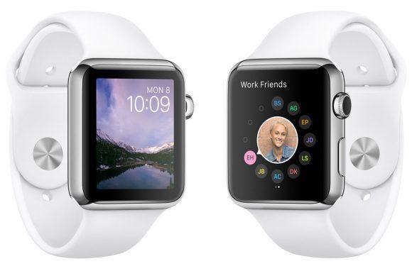 Apple Watch ontvangt volgende week eindelijk watchOS 2 update