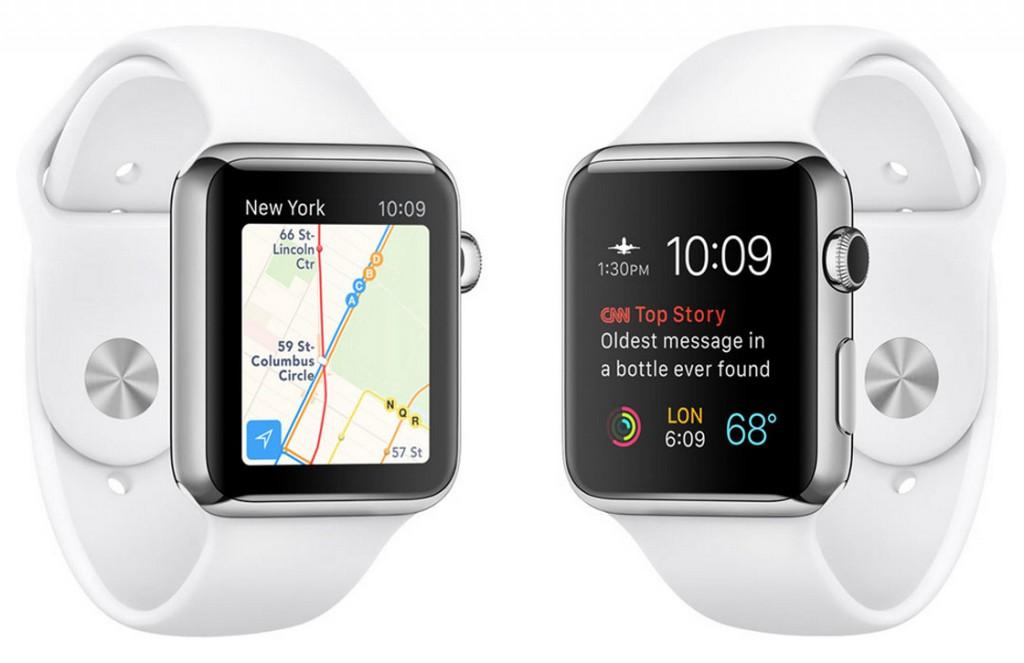 dunnere apple watch