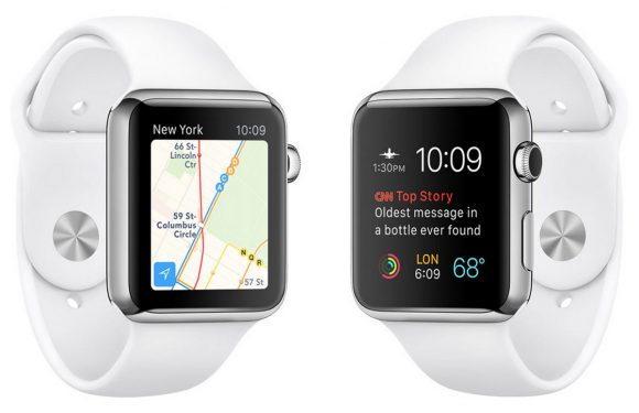 'Apple komt pas halverwege 2016 met Apple Watch 2'