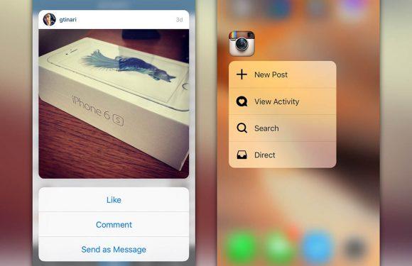Dit zijn de 11 tofste iOS-apps die werken met 3D Touch