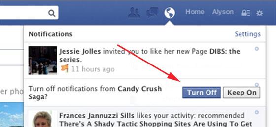 Candy Crush-uitnodigingen
