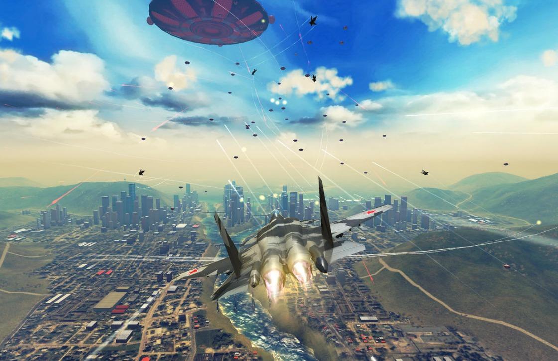 Sky Gamblers Air Supremacy is Apples gratis App van de Week