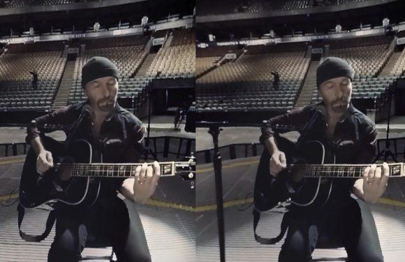 Apple en U2 slaan handen ineen voor virtual reality-muziekvideo