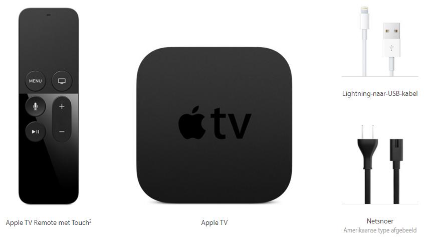 apple tv kopen