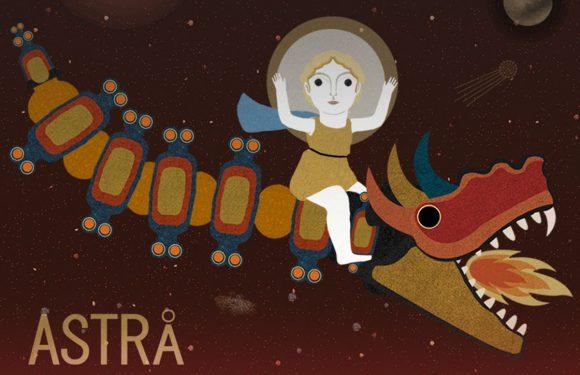 Astra: fraaie papier maché-achtige platformgame voor iOS