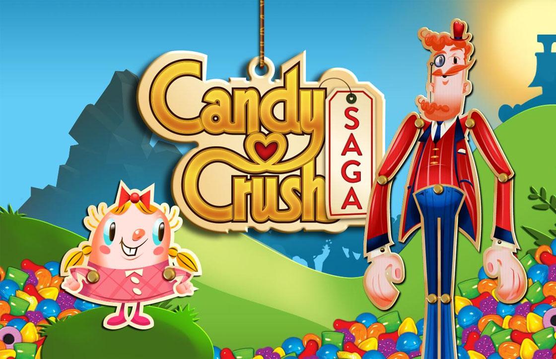 Facebook maakt einde aan storende Candy Crush-uitnodigingen