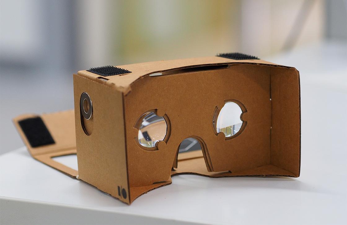 Google lanceert Cardboard SDK voor iOS