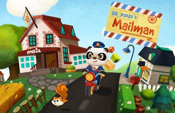 Dr. Panda's Postbode is Apples gratis App van de Week