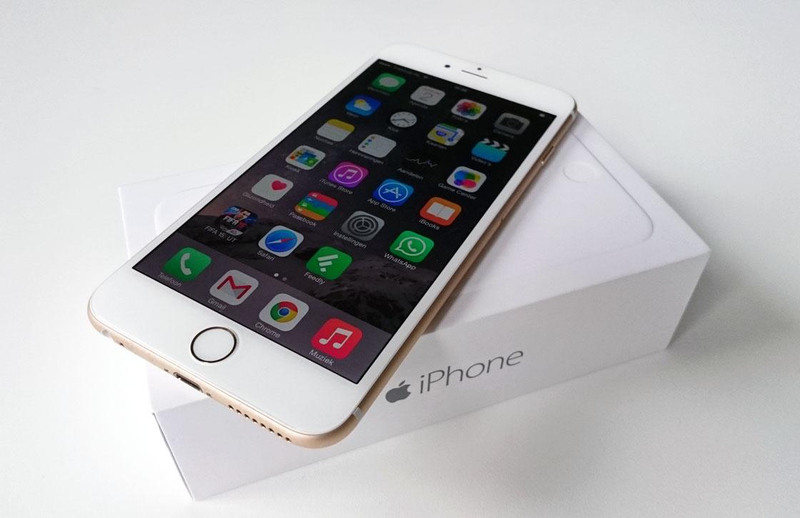 iphone 6 plus los toestel refurbished