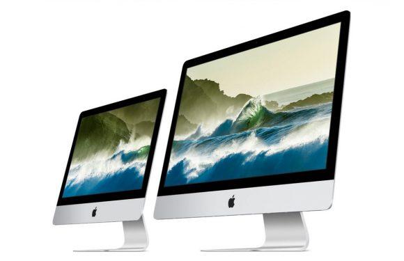 Apple presenteert nieuwe 4K-iMac en accessoires