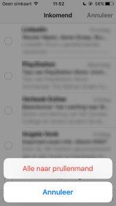 iOS 9 mail