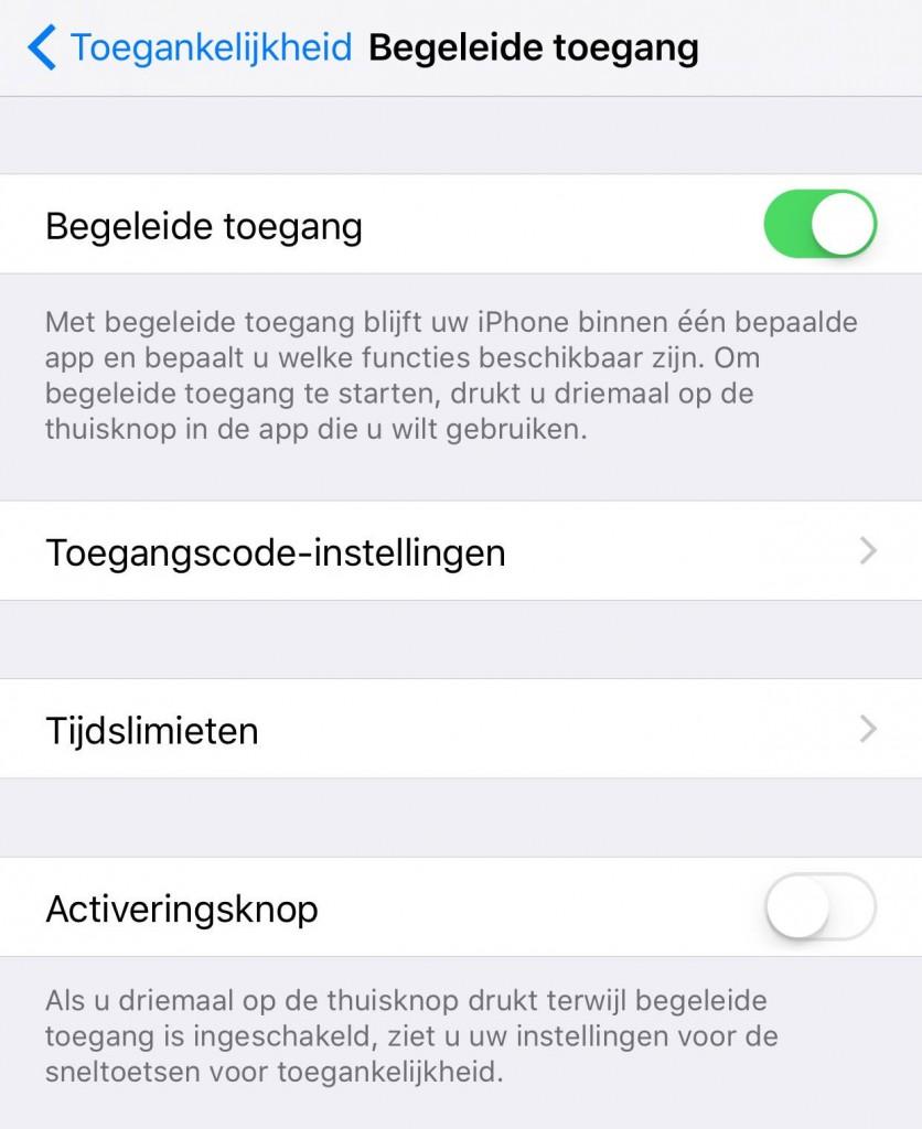 iphone voor kinderen 2