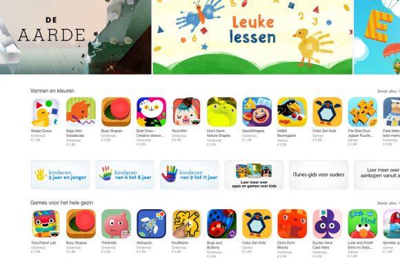 Apple maakt een eind aan zakgeld via iTunes