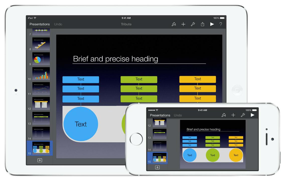 Eindelijk beter multitasken in Pages, Numbers en Keynote