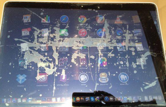 Apple start reparatieprogramma voor bevlekte MacBooks