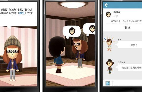 Nintendo's eerste iOS-game draait om contact met vrienden