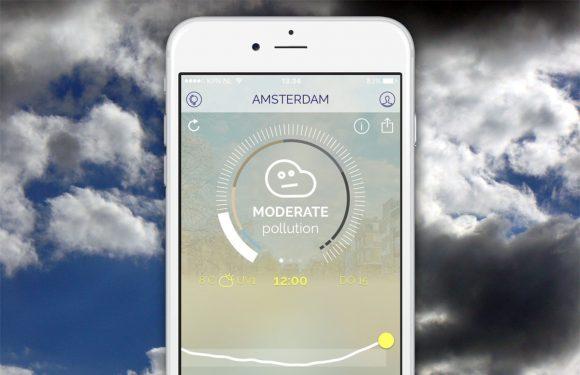 Check de luchtkwaliteit in jouw stad met Plume Air Report