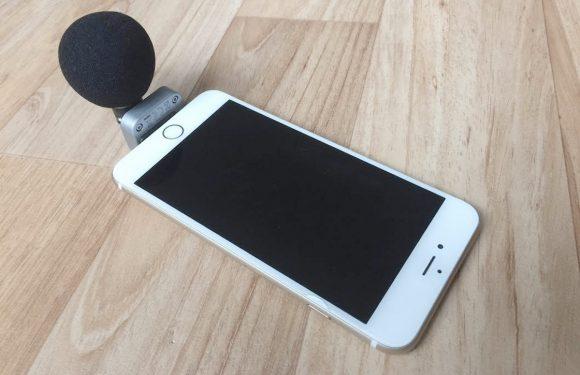 Shure MV88 review: handige iPhone-microfoon voor onderweg