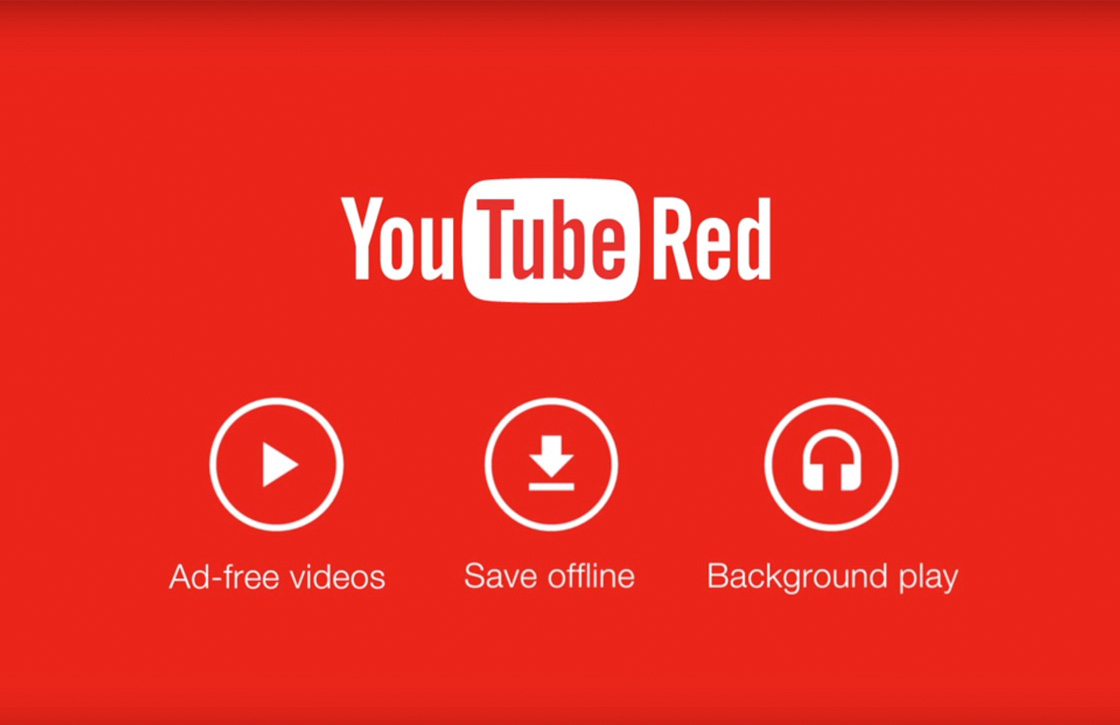 5 vragen over YouTube Red beantwoord