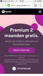 Gratis Spotify Premium