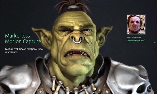 Apple gezichtsherkenning