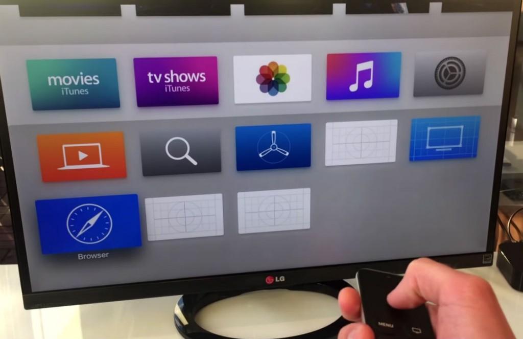 apple tv browser