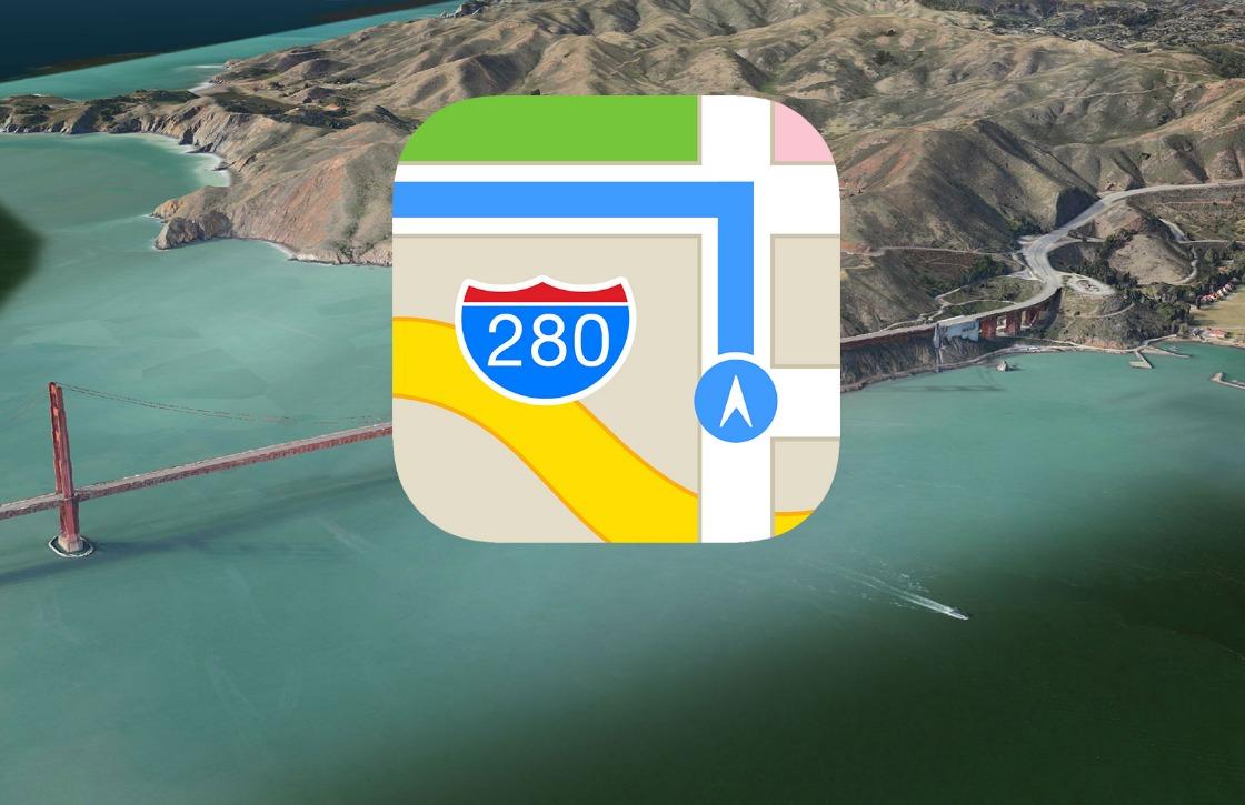 Apple Maps krijgt grote update voor iOS 10