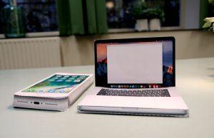 macbook iphone surprise
