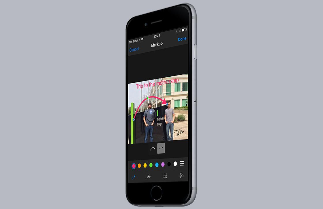 Zo voeg je markeringen toe aan pdf-bestanden in iOS 9