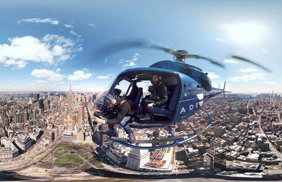 NYT VR brengt je het nieuws alsof je erbij bent