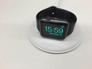 Apple Watch-oplaadstation