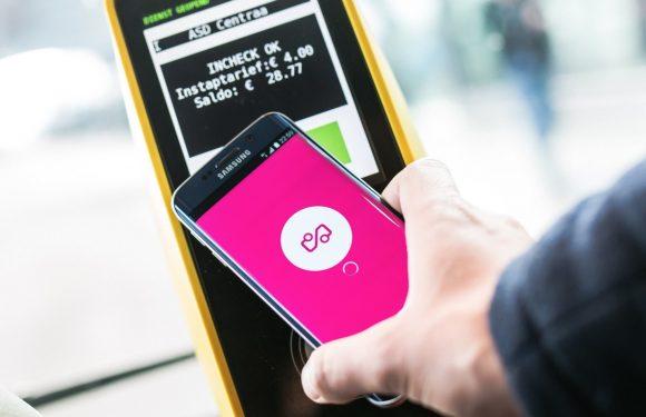 Vervoersbedrijven testen smartphone als vervanging voor ov-chipkaart