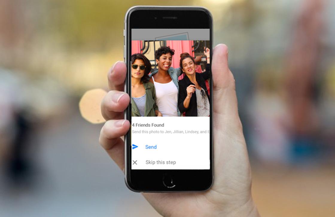 Facebook test gezichtsherkenning in Messenger-app