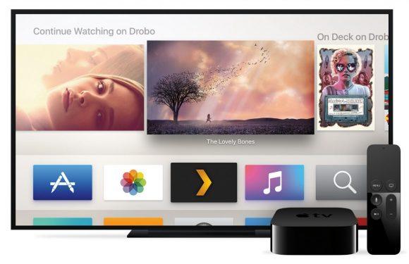 Plex nu ook te gebruiken met de Apple TV 4