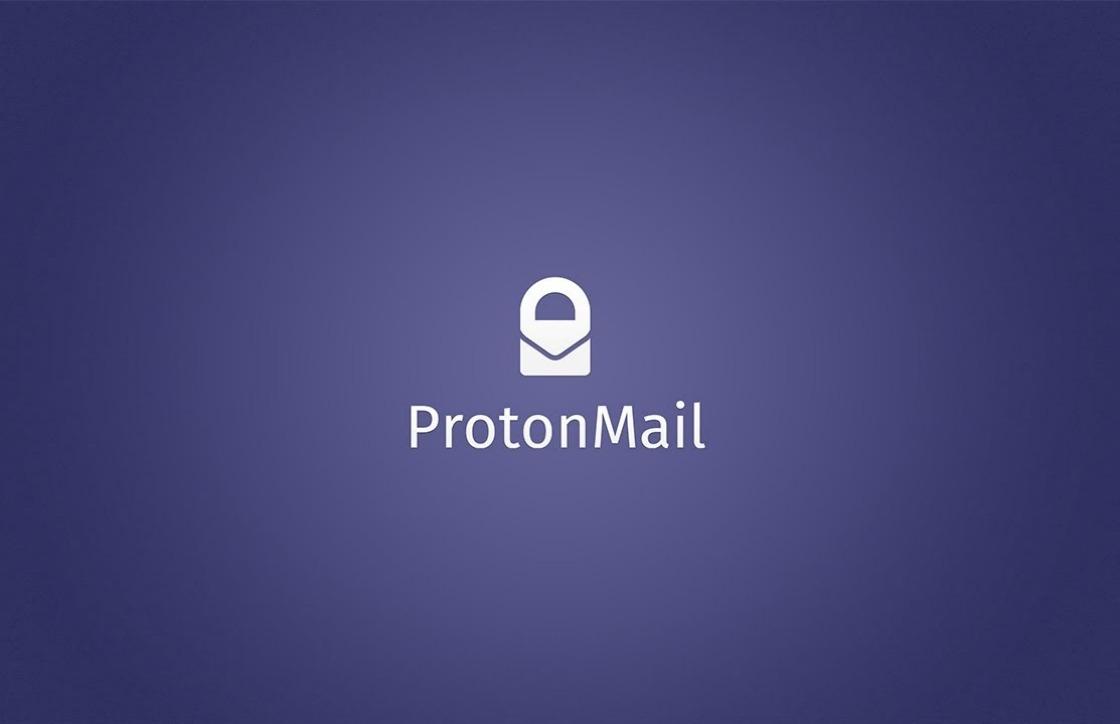 ProtonMail laat je nu versleutelde mailtjes openen met Touch ID