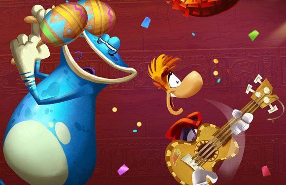 Download: Rayman Fiesta Run is de gratis App van de Week