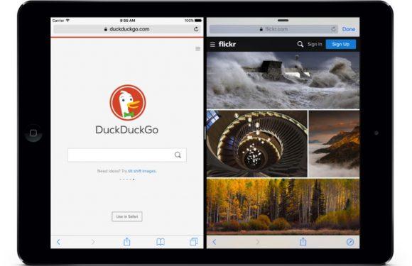 Zo open je twee Safari-browsers naast elkaar op je iPad